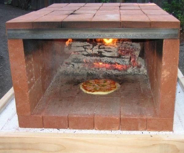 Simple-Brick-Pizza-Oven
